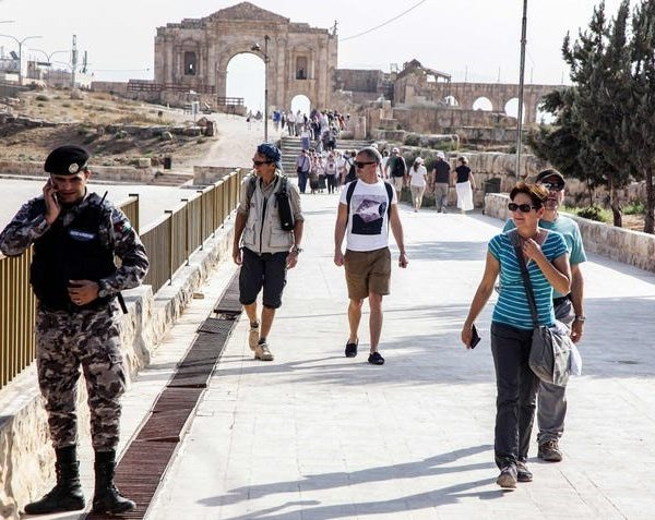 Knife Attack in Popular Jordanian Town Leaves Four Foreign Tourists Wounded
